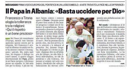 Gazzetta dell sport - 22-09-2014